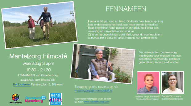 Filmcafé 3 april